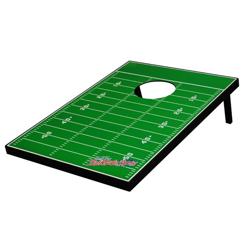 Tailgate Toss - Generic Football Field - Tailgate Game