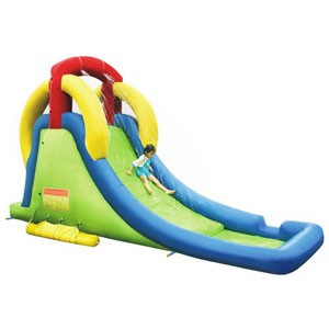 Zoom Water Slide