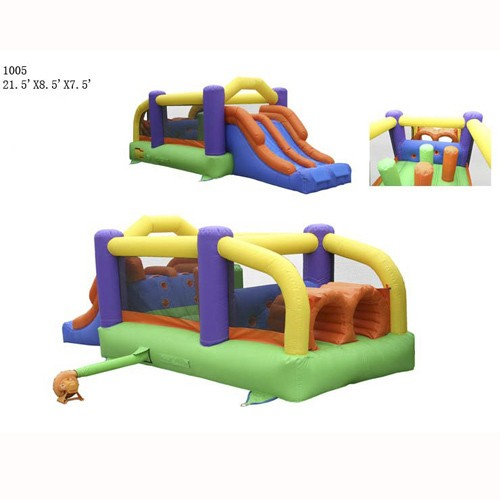 Obstacle Race - Commercial Inflatable Bounce House