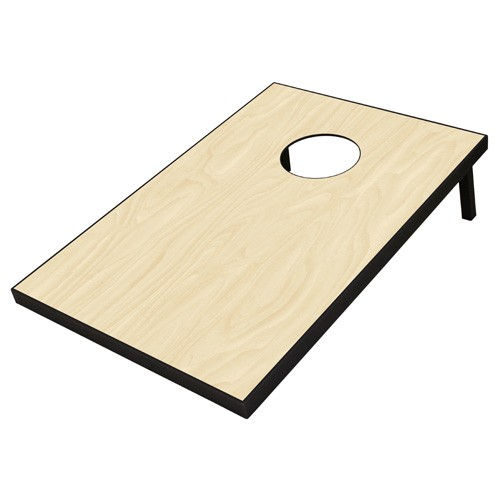 Tailgating bean bag toss game
