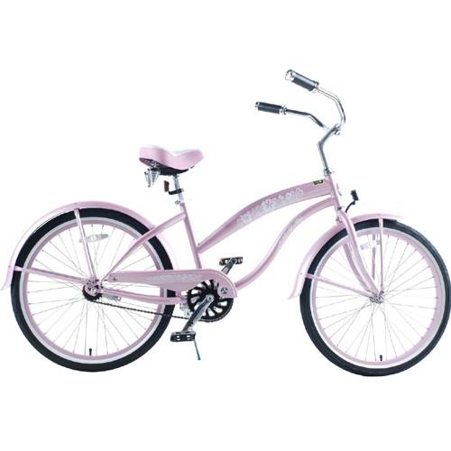 Pink Ladies Beach Cruiser