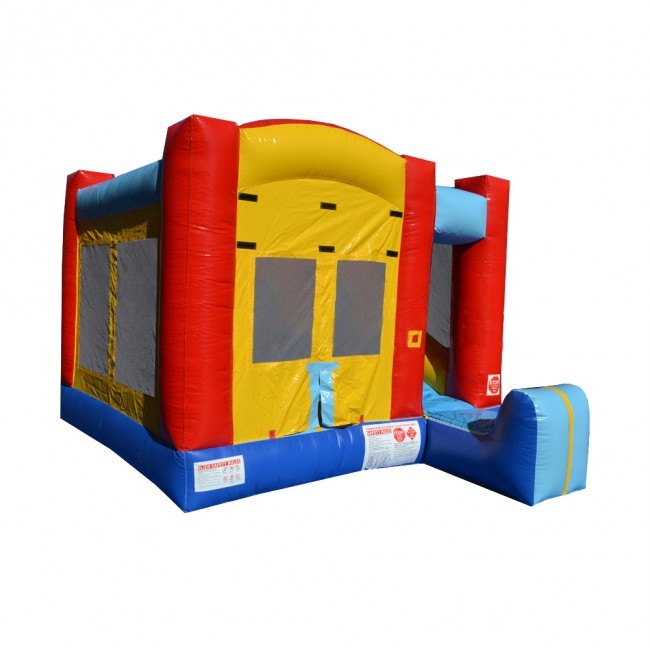 Fun Play House Combo Commercial Inflatable