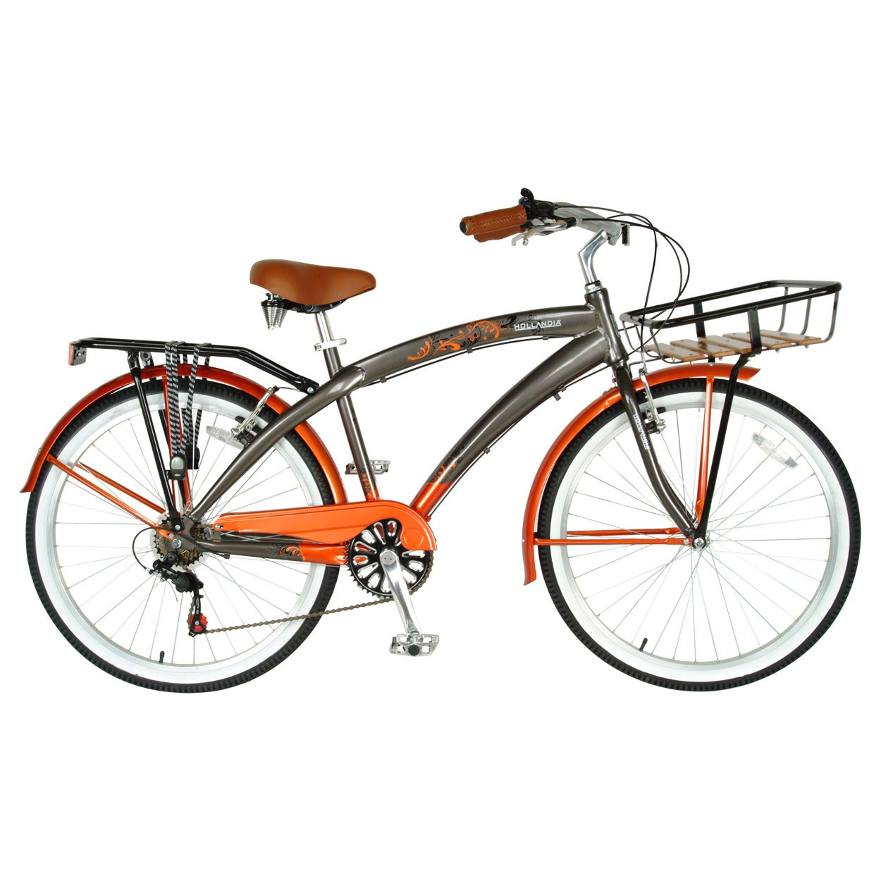 Hollandia Land Cruiser 26 inch Bike (Multiple Colors)