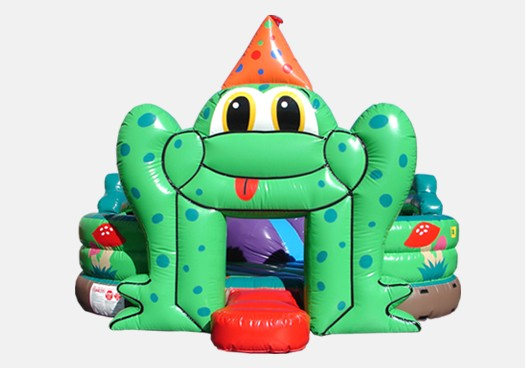 Frog Toddler Safari - Commercial Inflatable
