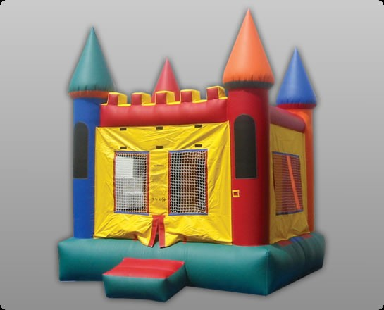 Kiddy Castle - Commercial Inflatable Bounce House
