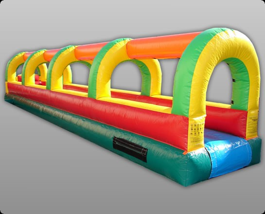 Slip and Slide Single Lane - Commercial Inflatable Waterslide