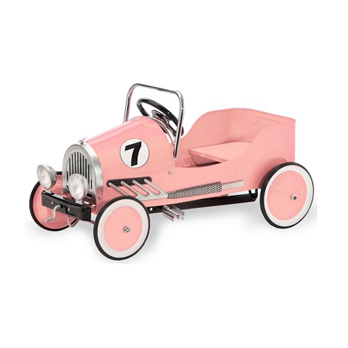 Morgan Cycle Retro Style Steel Pedal Car