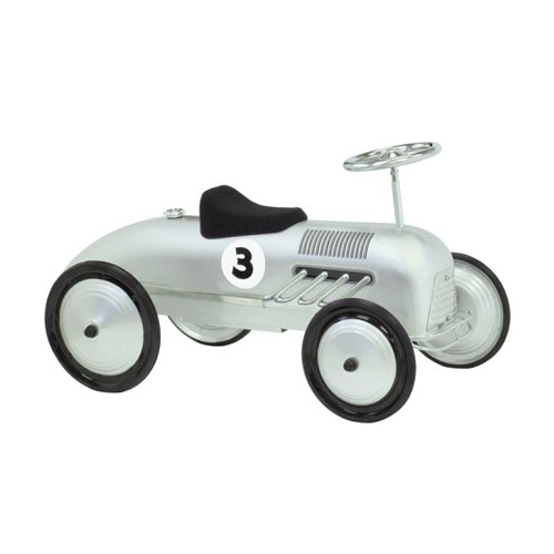 Morgan Cycle Silver Streak Foot to Floor Retro Racer