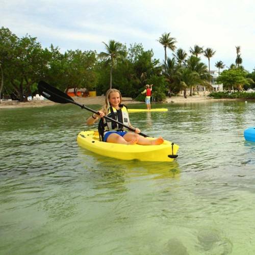 Lifetime 8' Daylite™ Kayak  - Yellow