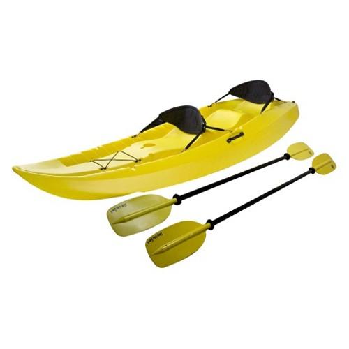 Lifetime 10' Manta™ Tandem Kayak - Yellow