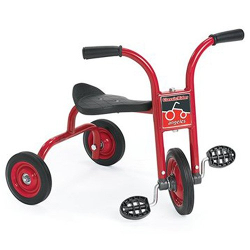 Angeles® 10 Inch ClassicRider® Pedal Pusher Trike, 24-36 Months