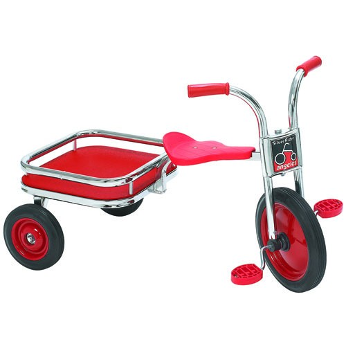 Angeles SilverRider® Carry-All Trike, 4-8 Years Age