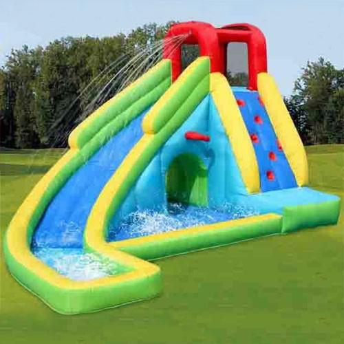 USED KidWise Splash'N Play Waterslide