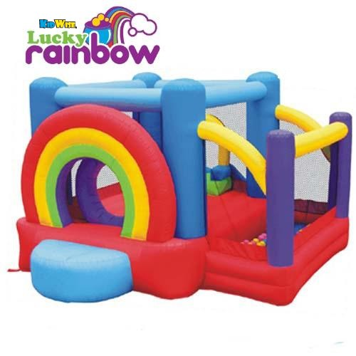 Lucky Rainbow Bouncer