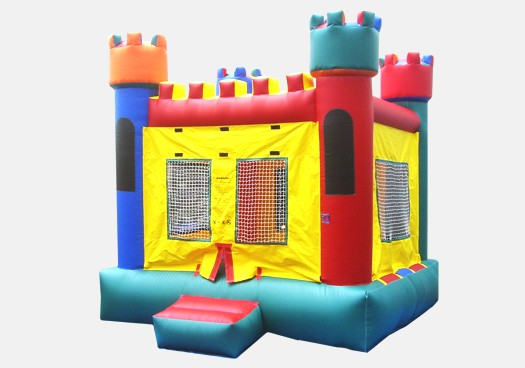 Castle 1 - Commercial Inflatable Bounce House