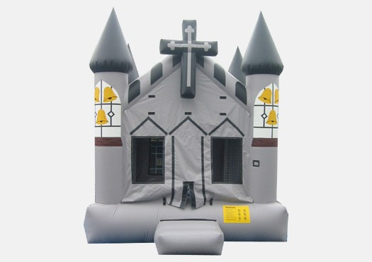 Church Bouncer - Commercial Inflatable Bounce House