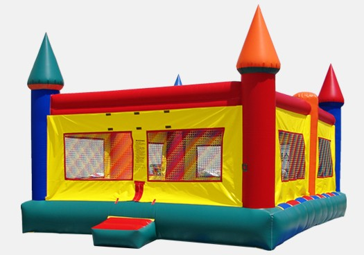 20 x 20 Castle Bouncer - Commercial Inflatable Bounce House
