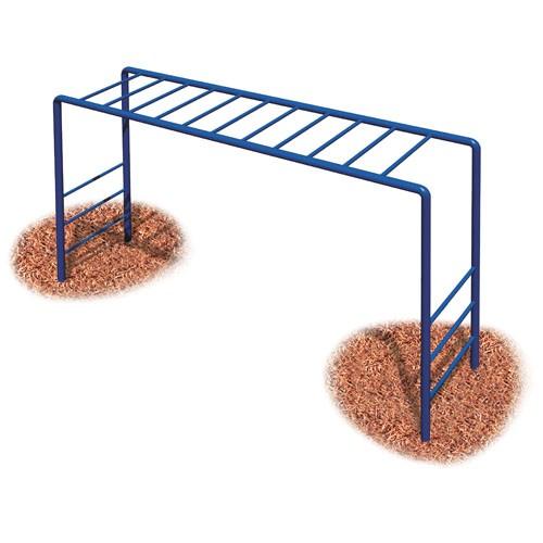 UltraPlay Freestanding Horizontal Ladder