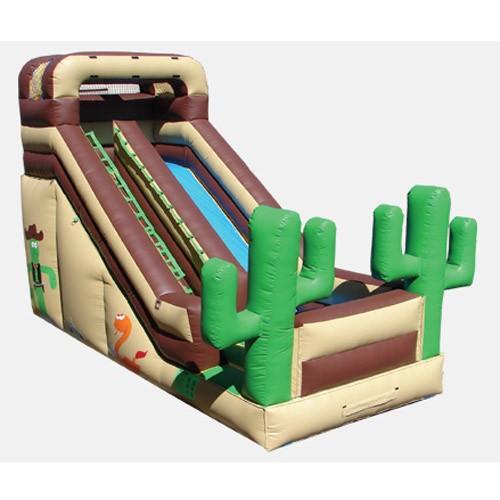 18' Western Slide - Commercial Grade Slide