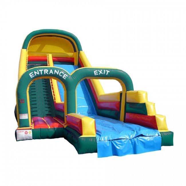 26' Single Lane Slide - Commercial Grade Slide