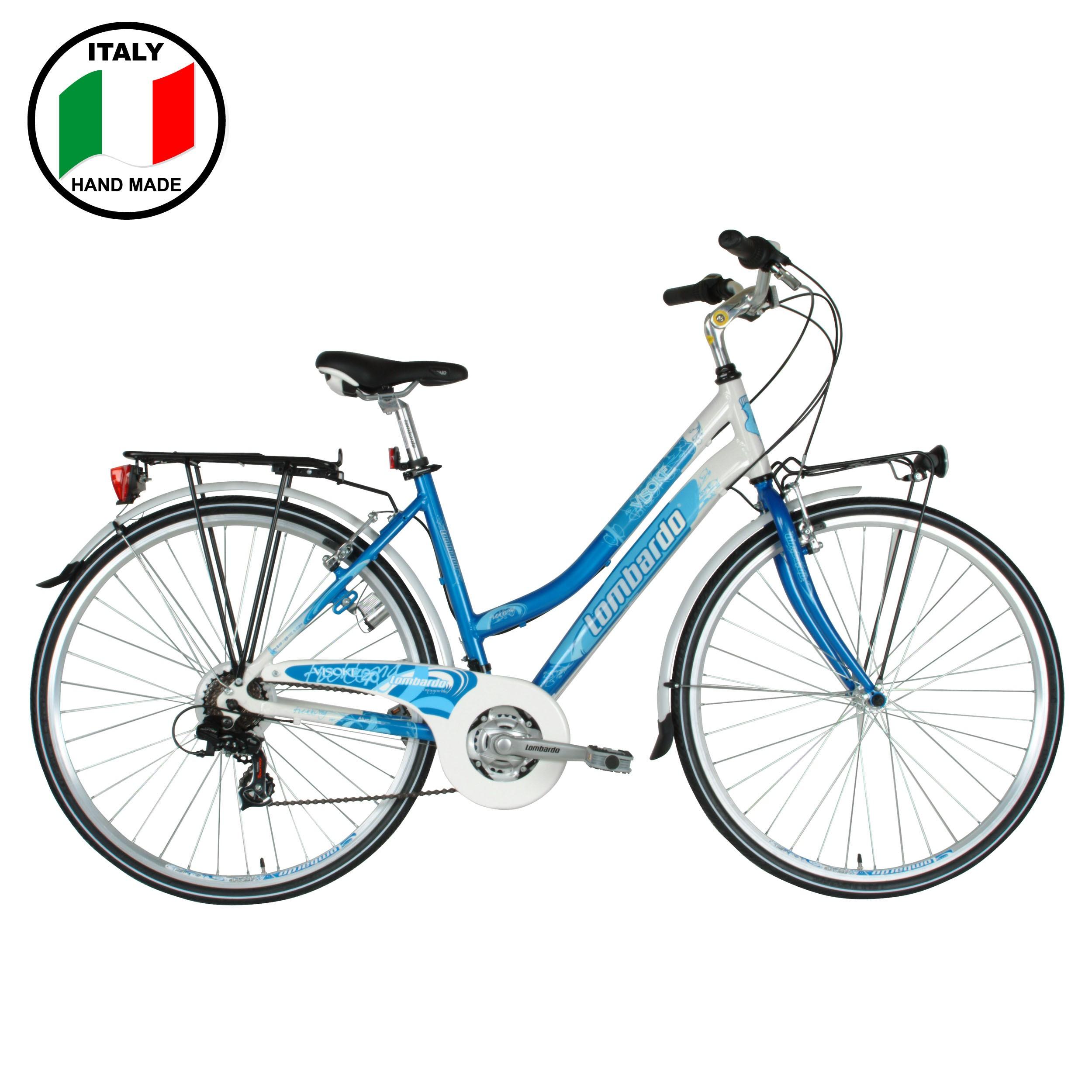 Lombardo Visoke Women's 17 inch Bike (Multiple Colors)