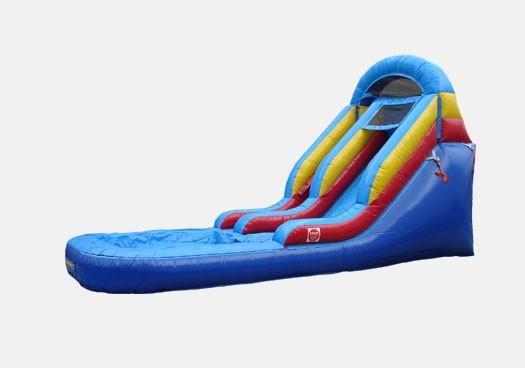 13' Backyard Waterslide - Commercial Grade Inflatable
