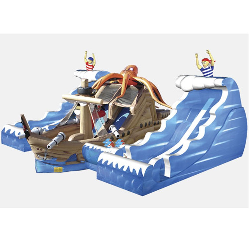 The Pirate's Revenge - Commercial Grade Inflatable (5 Pieces)
