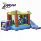 USED Monkey Explorer Jumper - Inflatable Bounce House