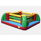 24' x 24' Inflatable Boxing Ring - Commercial Inflatable Game