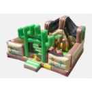 Western Toddler Game - Commercial Inflatable