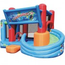 KIDWISE Celebration Station Bounce House and Tower Slide