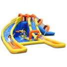 Super Tunnel Water Park - Inflatable Water Slide
