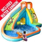 KidWise Splash Landing Waterslide With Water Cannon