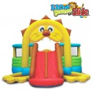 Lion Bounce and Slide
