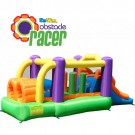 Obstacle Speed Racer - Inflatable Bounce House