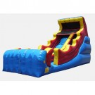 22' Mungo Surf Slide Waterslide - Commercial Inflatable - Ocean Theme