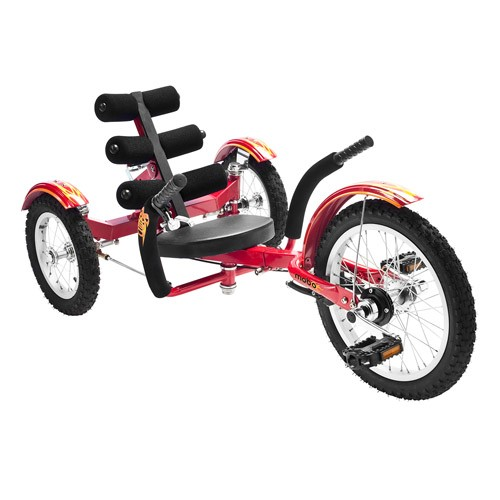Mobo Mobito- The Ultimate Three Wheeled Cruiser - In Multiple Colors