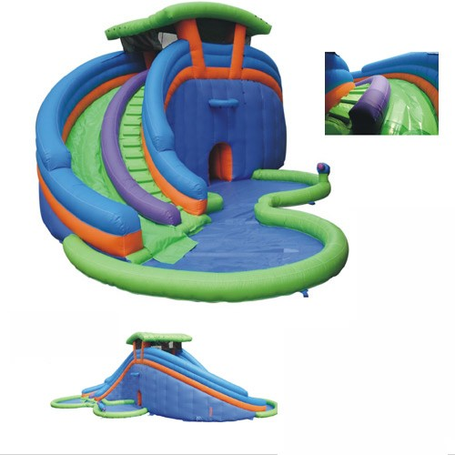 Cyclone Double WaterPark