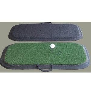 BirdieTurf Golf Practice Mat with 3 Birdie Balls