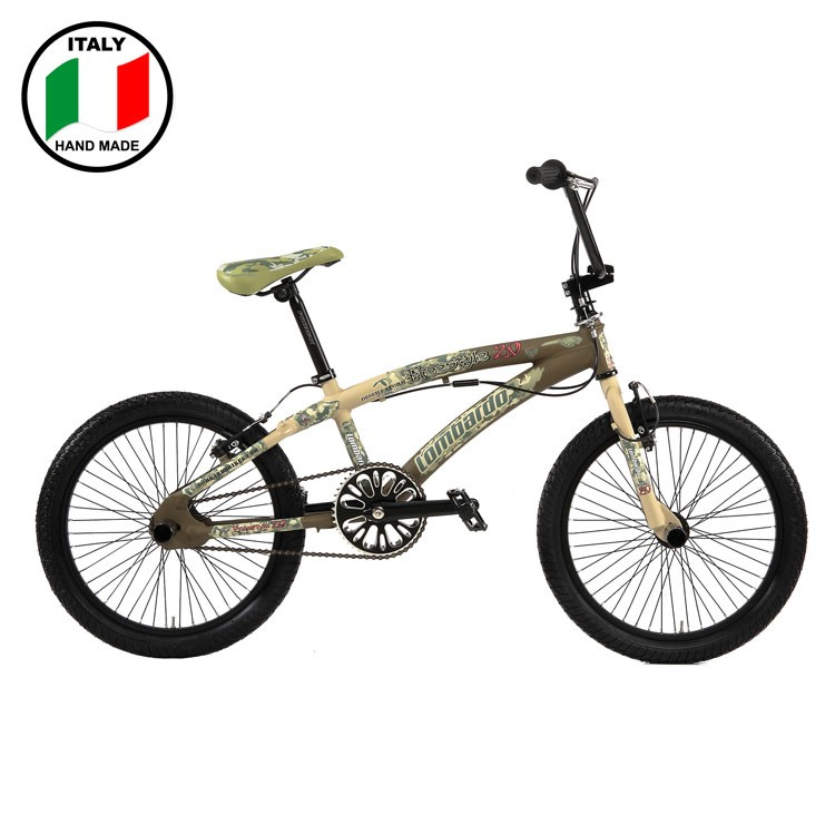 Lombardo FreeStyle 20 inch Special Camo Green