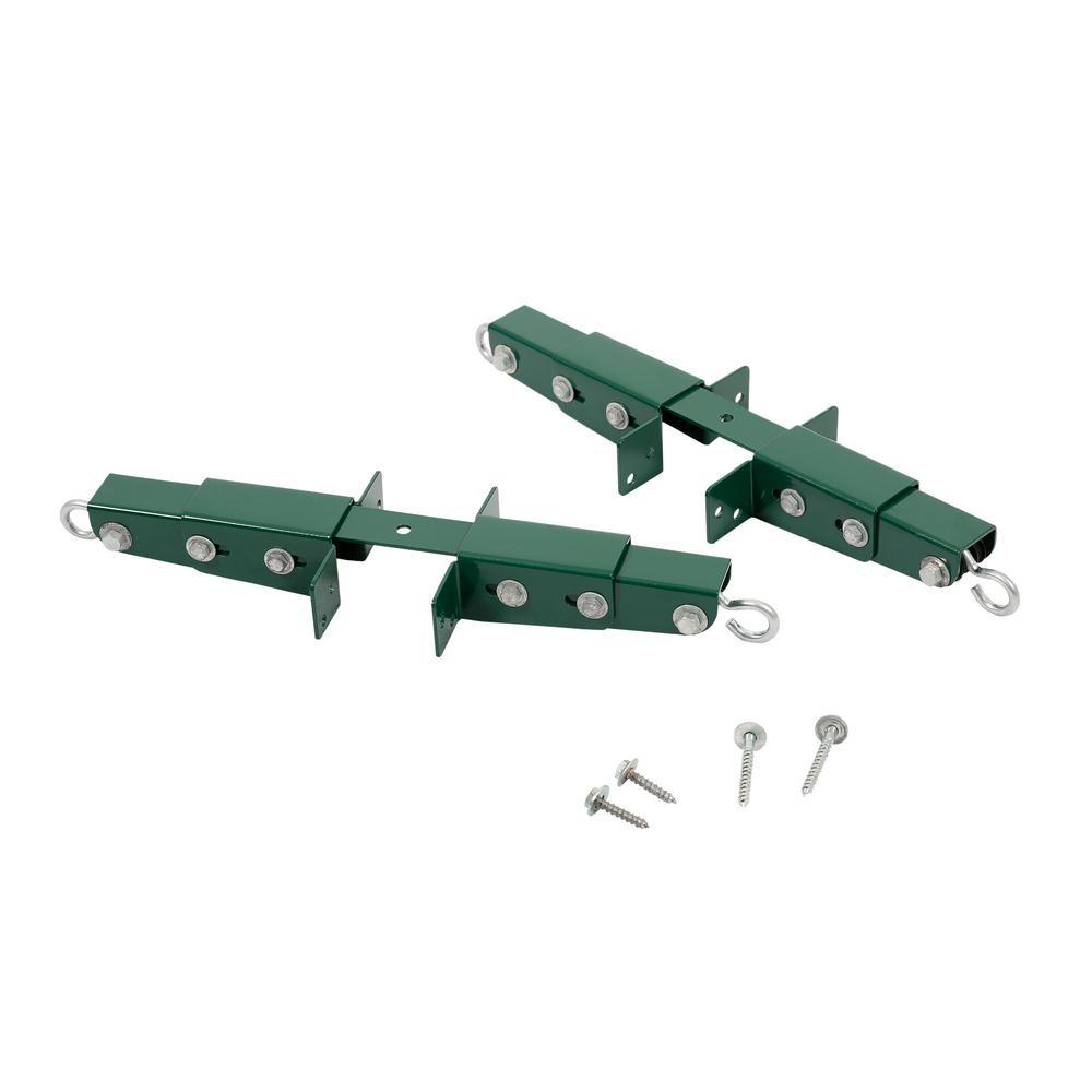 Glider Bracket for Swing Beam - Green