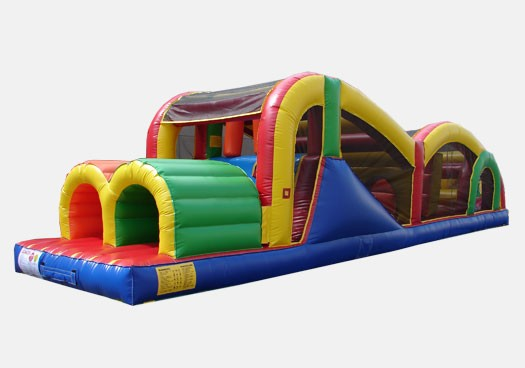 Obstacle Game - Commercial Inflatable Obstacle Course
