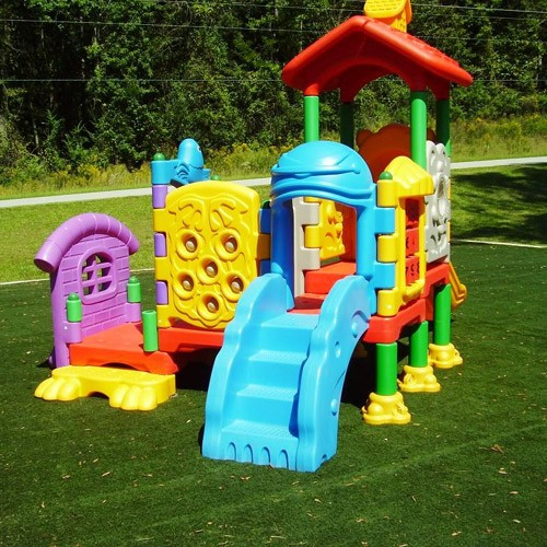 KidWise PlayLand KidCenter #4 - Commercial Playground Structure