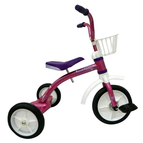 Piranha Firefly Classic Mag Tricycle - Pink