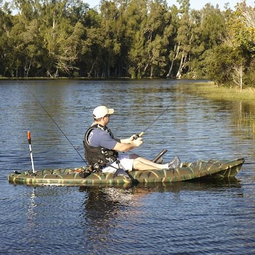 Fisher Xtreme I Kayak