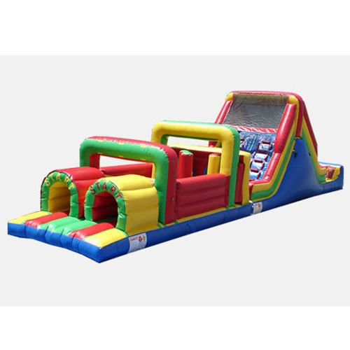 Obstacle Course 1 - Inflatable Obstacle Course