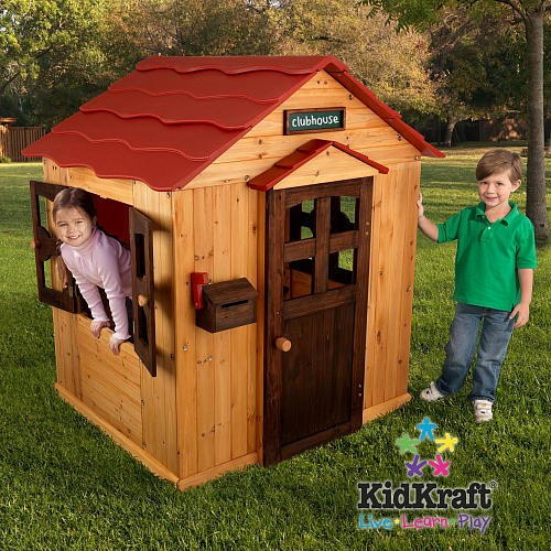 KidKraft Outdoor Playhouse