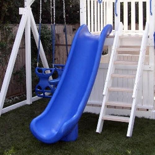 Scoop Slide for 5' Deck Height