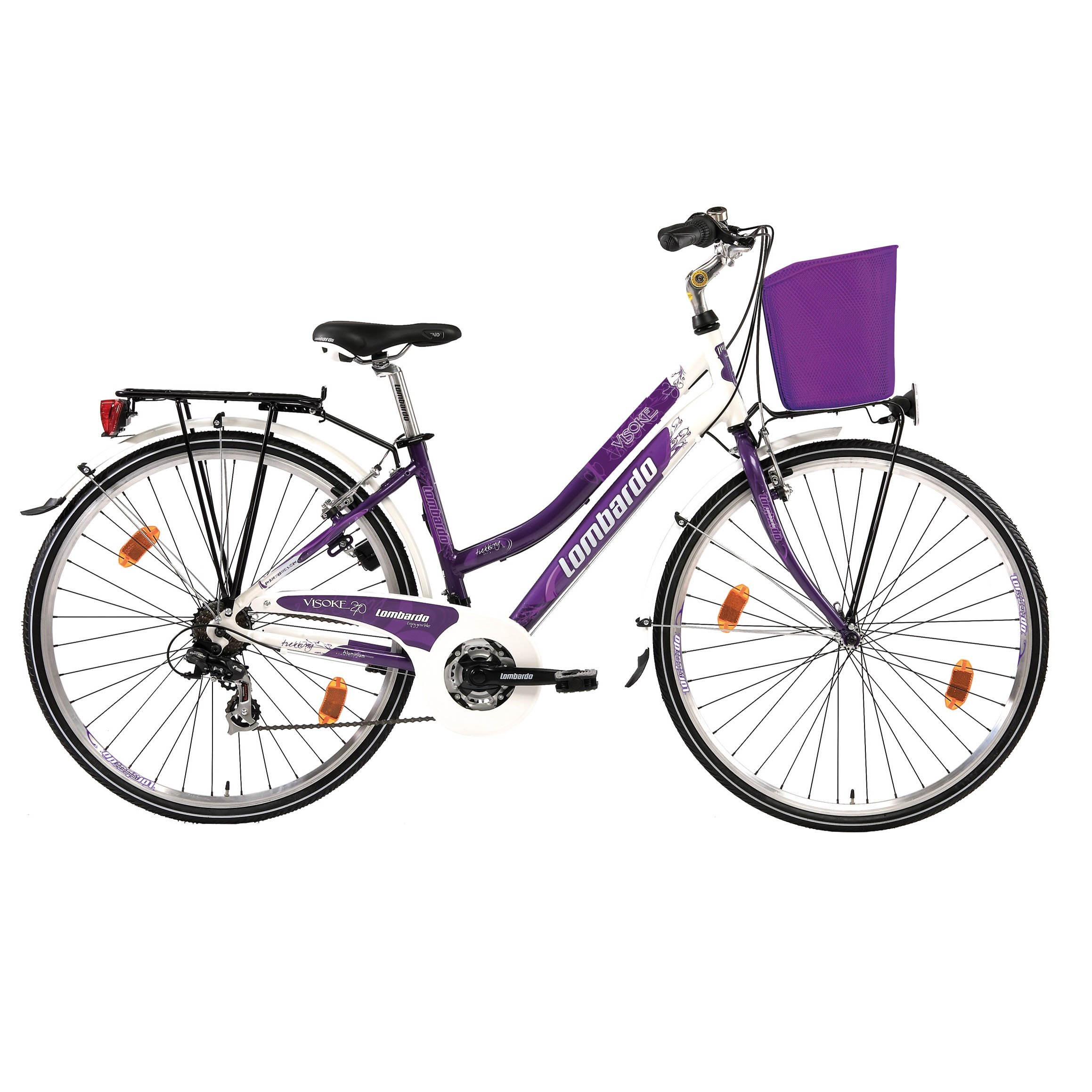 Lombardo Visoke Women's 19 inch Bike (Mutliple Colors)