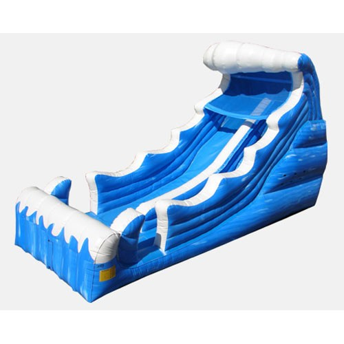 22' Mungo Surf Slide Waterslide - Ocean ThemedCommercial Inflatable - Ocean Theme